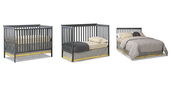 Convertible-baby-crib-transformations