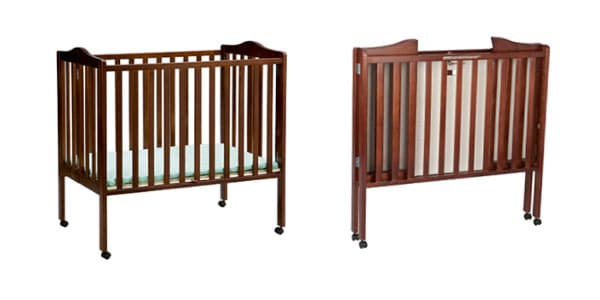 Portable-fold-up-baby-crib