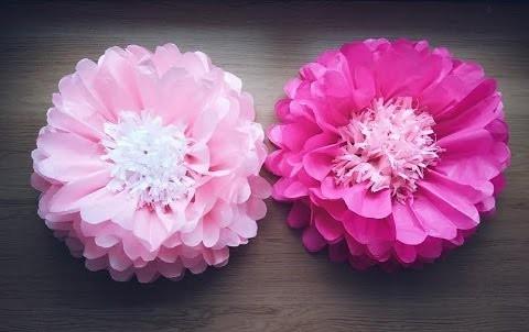 big-paper-flowers