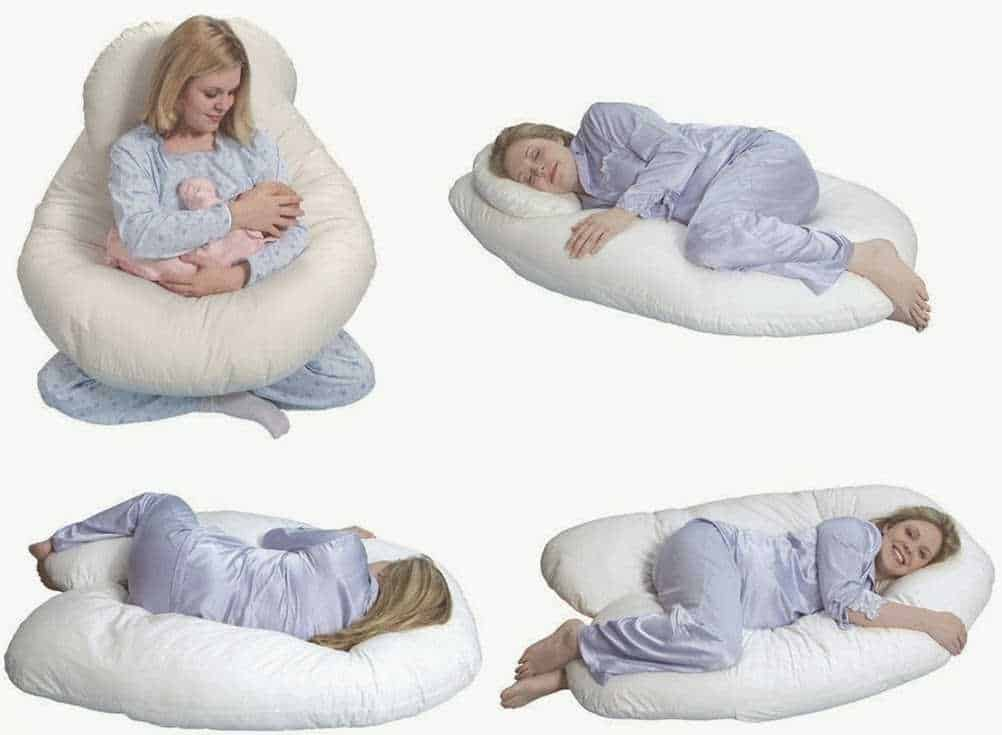 nursing pillow_pregnancy pillow