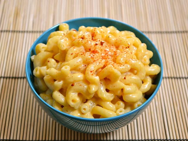 Delicious Mac 'N' Cheese recipe