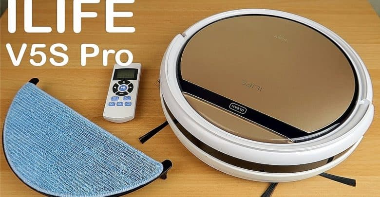 ILIFE V5S Pro Review