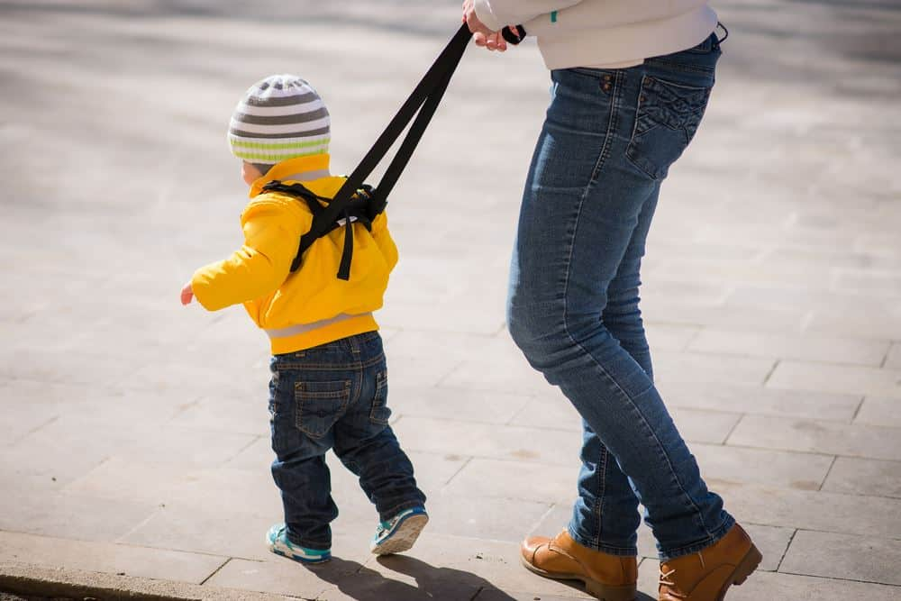 Should You Put Your Child on a Leash?