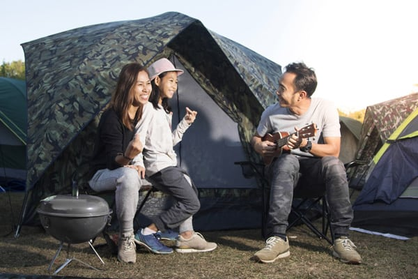 Cool Gadgets You Should Take Camping With Kids
