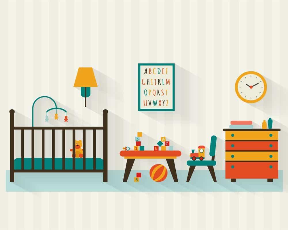 Baby room Furniture Sets