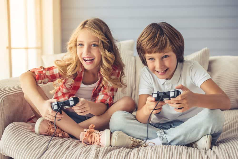 Video games: Are they dangerous to your child?
