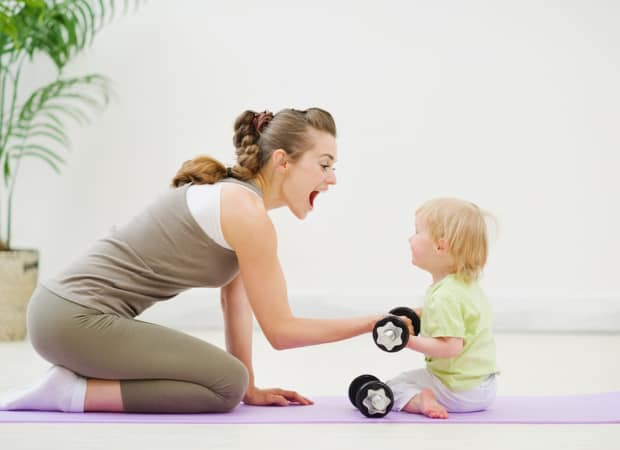 How Moms Can Take Control of Their Health
