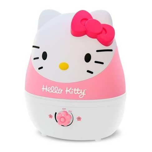 Crane Adorable Ultrasonic Cool Mist Humidifier – Hello Kitty