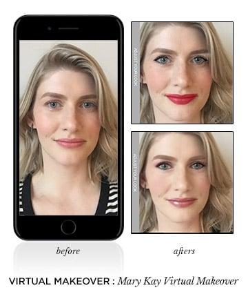 Mary Kay® Virtual Makeup App, design your image